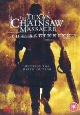 Texas Chainsaw Massacre - The Beginning (DVD)-NEW&SEALED-JORDANA BREWSTER