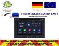 AUTORADIO DVD GPS NAVI ANDROID 9.0 4GB BT DAB 8CORE FUR PEUGEOT 3008 5008 RV5738