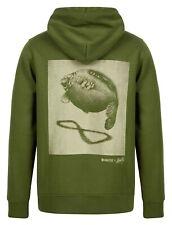 New Navitas Stannart Green Shadow Hoody Hoodie Hood  - Carp Fishing Clothes