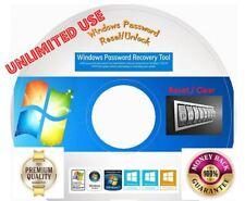 Best Windows Password Reset Unlock Remove DVD - Windows, 10. 8.1, 7,  Recovery
