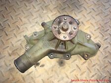 H1 GMC CHEVY 6.5 6.2 DIESEL HI FLOW WATER PUMP SERPENTINE 12553486