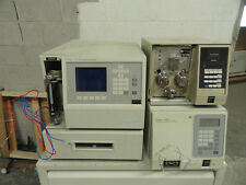 Waters 717 plus Autosampler,Waters 486 detector, Waters 590 pump