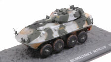 Lav 25 2nd Light Armored Reconnaissance Battalion Tank Usa 2005 1:72 Model