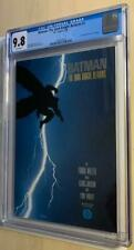 Batman The Dark Knight Returns 1, CGC 9.8 First Print/White Pages, FREE SHIP!