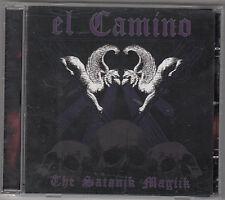 EL CAMINO - the satanik magiik CD