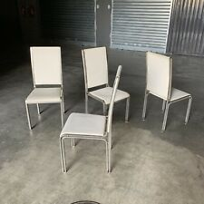 4 Sedie Vintage Anni 60 70 Design Romeo Rega Old Chair Midcentury No Willy Rizzo