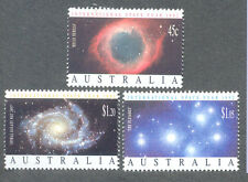 Australia-Space Year 1992 set mnh (1343-5)