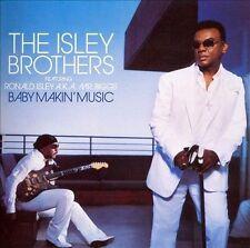 Baby Makin' Music (Feat. Ronald Isley AKA Mr. Biggs) Isley Brothers Audio CD