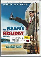 """MR. BEAN'S HOLIDAY"" ~ DVD ~ PRISTINE CONDITION"