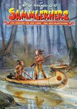 Sammlerherz 21 P. Wiechmann Primo Atlan Roy Rogers Lurchi Geronimo