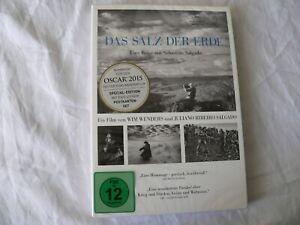 DAS SALZ DER ERDE (The Salt of the Earth ) - DVD - EIN FILM VON WIM WENDERS und