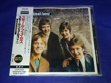 Small Faces Selftitled Japan CD 5 bonus Obi 1996 POCD-1946