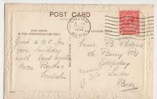 Miss B. Peters, 56 Berry Road, Stopsley, Luton 1934 Postcard, B377