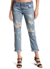 NWT Rag And Bone Boyfriend Jeans Beckers Size 28 Distressed Ripped $290