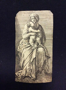Corneille Cornelis Metsys Or Matsys 1510 1557 Virgin IN the Child And