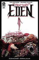 Eden #1 Tatoo artist Aftershock one shot Bunn Comics 1st Print NM 2021