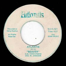 "BEAVER-atlantis   atlantis 7""    (hear)    island funk soul"