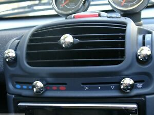 Knobs for the A.C. Smart Fortwo 450