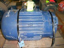 Delco Motors  2U8400PB  40hp  1180rpm 3ph