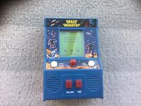 Arcade Classics - Taito Space Invaders Retro Mini Arcade Game, Handheld