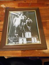Vintage PAUL ANDERSON bodybuilding muscle framed PHOTO Olympics