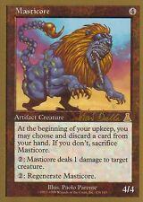 Masticore - Budde Version | EX | WCD - World Champion Decks 1999 | Magic MTG
