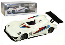 Spark S1278 Peugeot 905 Spider Cup Presentation 1991 - 1/43 Scale