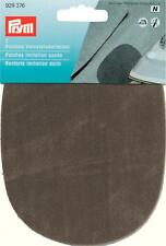 Prym Sew-On Imitation Suede Elbow/Knee Patches Olive 929376