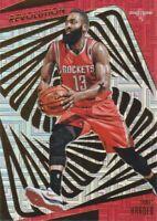 2015-16 Panini Revolution Infinite #6 James Harden Houston Rockets