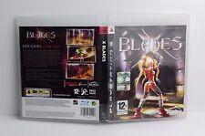 X BLADES - PS3 - PlayStation 3 - PAL - Usato #2