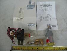 Valve Kit-3-Way, NO-NC w/ Filter 12V Solenoid, Dual Circuit Horton P/N 993293