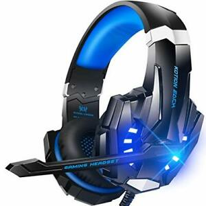 BENGOO G9000 Stereo Gaming Headset for PS4, PC, Xbox One Controller, Noise