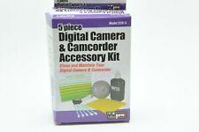 5 Piece Digital Camera Clean and MaintainingAccessory Kit for Canon T3, T5 & T7
