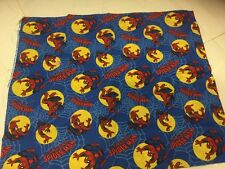 Amazing Spiderman 2004 marvel spring industries 1/2 Yard