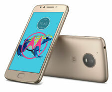 New listing Motorola Moto E4 Xt1768 - 16Gb - Fine Gold (Unlocked) Smartphone