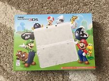 Nintendo - New 3DS Super Mario Limited Edition - white
