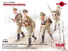 ICM 1/35 1ÈRE GM Infanterie Russe # 35677