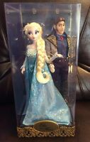 Frozen Elsa & Hans Doll Set #1761 of 6000 Disney Fairytale Designer Collection
