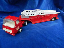 TONKA / TINY - CAMION / Truck - POMPIER / Firefighter - TOP !