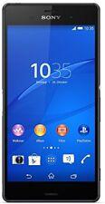 Sony Xperia Z3 Android Smartphone ohne Simlock 16GB Schwarz Kamera Single Sim