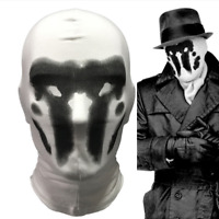 New WATCHMEN : Rorschach 's Mask Movie Ver. Balaclava Halloween Cosplay Prop