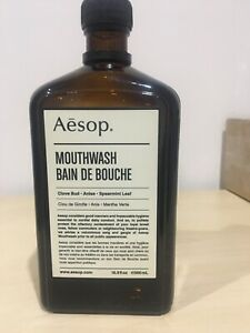 Aesop Mouthwash 500 ML EMPTY display / House Dressing Bottle