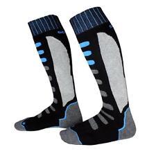 Mens Adult Thermal Padded Long Winter Socks Hiking Walking Ski Snowboarding