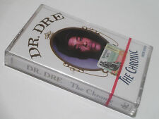 Dr. Dre - The Chronic (Cassette) Russia SEALED
