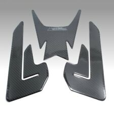 New Tank Pad Protector Decals 3D Carbon Fiber Pattern for Motorbike BMW R1200GS