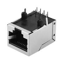 RJ45 8pol Kupplung für LAN Internet Kabel zum Einbau Einbaukupplung Einbaubuchse