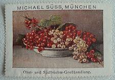 R105) la publicidad marca frutas-agrios grande acto Munich