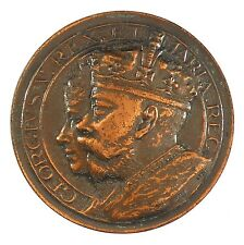 1911, Great Britain CORONATION OF GEORGE V -  NEWCASTLE-UPON-TYNE By Fray