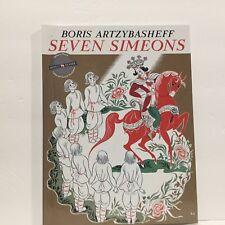 Seven Simeons : Russian Tale by Boris Artzybasheff HC Illust Weekly Reader 2004