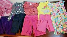 Girls Clothing Clothe Lot Flower Dress Pants Sweater Blouse Cabelas Hoodie Top 5